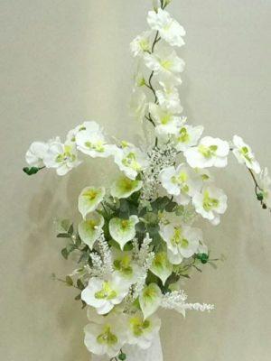 sremik vazoda kerm orkide ve gala