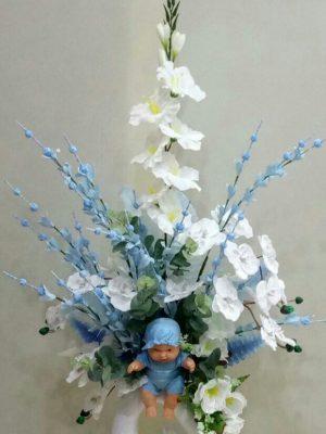 ısparta il merkezindeki bebek ziyaretlerinde ve gönderimlerinde tercih edeceğiniz bu çiçek ısparta yiğitbaşı çiçek tarafından sizin için adresine ulaştırılır.